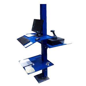 Mesa de trabajo para ordenador